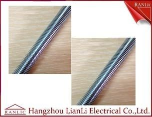 China Carton Steel Or Stainless Steel Grade 8.8 All Thread Rod DIN975 Standard factory