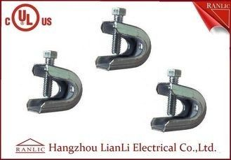 "China 1"" 2"" Steel Beam Clamp Structure C Strut Channel Fittings Hexagon Head Screw factory"